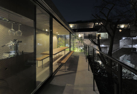 高田馬場の家 5