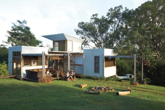 カウアイ島の家1