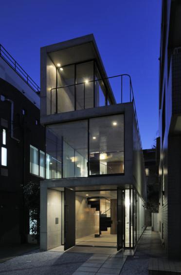 高田馬場の家 1