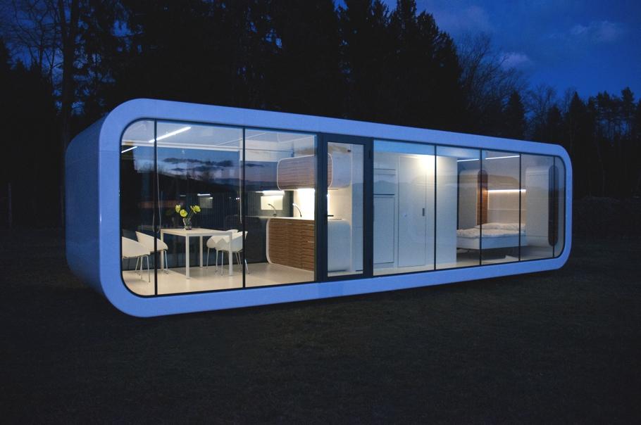 1 think future - Modern design manufactured homes ...