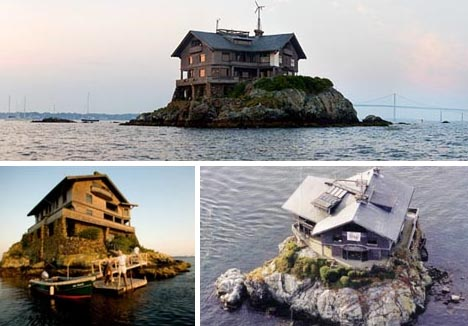 small-island-vacation-house