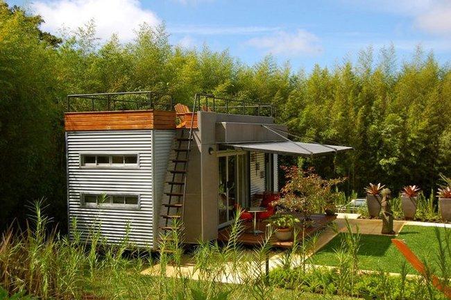 Think future - Precio casa container ...