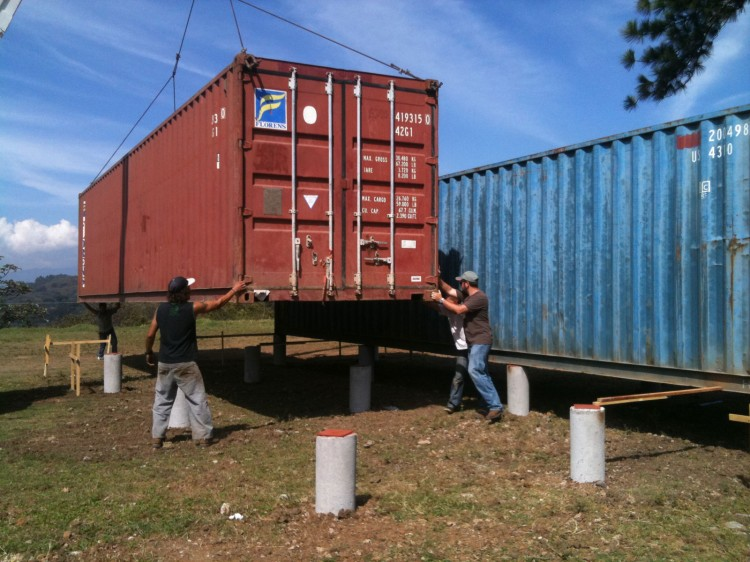 470 think future - Containers of hope ...