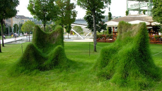 Grass-Chairs-in-Budapest-Hungary-Taken-by-CyberMacs