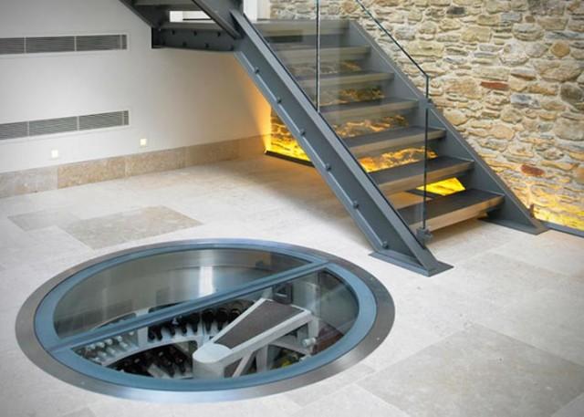 6-2 Underground_Spiral_Wine_Cellar_Spiral_Cellars_Ltd_8.jpg スパイラルワインセラー2