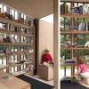 本のような建物が人々を繋ぐ?隠されたデザイン意図とは